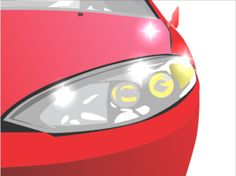 How to clean up those hazy, yellow headlights!