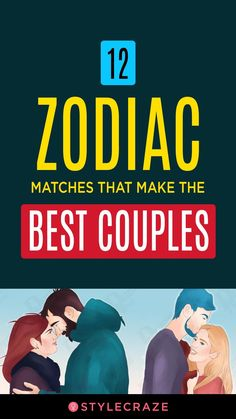 12 Zodiac Matches That Make The Best Couples 12 Zodiac Matches That Make The Best Couples With so many Bollywood biggies tying the knot in the last few months (think: Anushka Sharma, Sonam Kapoor, Neha Dhupia, Milind Soman, Best Zodiac Couples, 12 Zodiac, Zodiac Quotes, Zodiac Cusp, Marriage Relationship, Good Marriage, Gemini Man In Love, Horoscope Love Matches