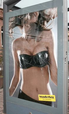 WonderBra - if only you really made those kinds of miracles
