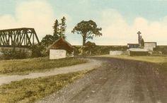Site Historique du Poste de Traite de la rivière Métabetchouan a Desbiens de la Compagnie de la Baie d'Hudson