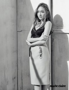 Jessica says she enjoys her independence now she's no longer in Girls' Generation in 'Marie Claire' shoot | allkpop.com