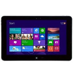 Latitude 10 ST2 Atom Z2760 Dual-Core 1.8GHz 2GB 64GB SSD 10.1 Multi-Touch IPS Tablet W8P w/Removable Battery & Cams