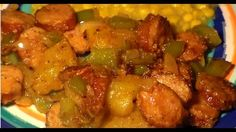 Polska Kielbasa & Potatoes Recipe -- Watch Philly Boy Jay Cooking Show create this delicious recipe at http://myrecipepicks.com/28668/PhillyBoyJayCookingShow/polska-kielbasa-potatoes-recipe/