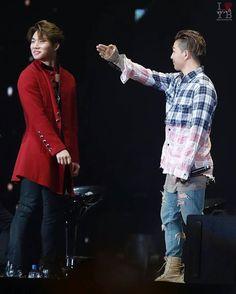 TAEYANG & DAESUNG #BIGBANG FAN MEETING IN BEIJING 010116