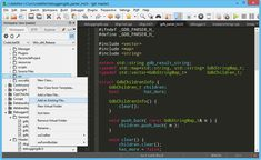 CodeLite is an open source, free, cross platform IDE specialized in C, C++, PHP and JavaScript (mainly for backend developers using Node.js) programming languages which runs best on all major Platforms ( OSX, Windows and Linux ).