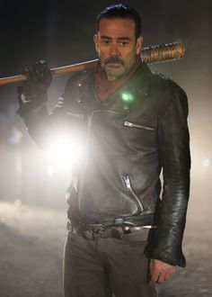 Negan in The Walking Dead Season 6 Episode 16 | Last Day on Earth