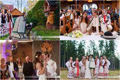 Spotkanie z góralską tradycją-ślub i wesele Ani i Jana w Zakopanem