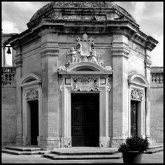 A chapel in Zebbug, Malta