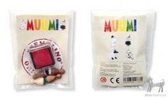 MUMINKI - pieczątki z Buką w Zabawy z literaturą Muminki zabawki i gadżety Pikinini-More than toys, zabawki ekologiczne, gotowanie z dziećmi, Pippi, Muminki, zabawki, ogrodnictwo, książki