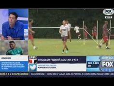 São Paulo treina para jogaço contra o Atlético PR pela copa do Brasil 2 ...