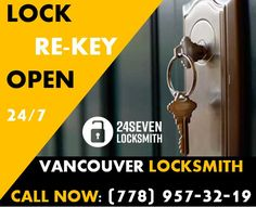 Should I change or #rekey my #locks? Here are couple of #locksmithtips for all of us who want a new #key! #24sevenlocksmith #Vancouver #Smart #KnowBeforeYouGo #bettertoget  #cdnpoli  #canada