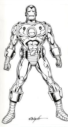 Iron Man - Anthony Stark - Marvel Comics