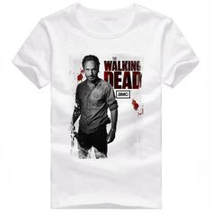 The Walking Dead Characters T-Shirt Men The Walker Store    http://thewalkerstore.com/the-walking-dead-characters-t-shirt-men/