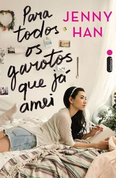 Lara Jean Song Covey's love life goes from imaginary to out of control wh. Lara Jean, I Love Books, Good Books, Books To Read, My Books, Jenny Han, Film Streaming Vf, Dream Book, World Of Books