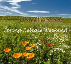 Walla Walla Valley Spring Release, May 1-3, 2015 http://www.wallawallawine.com/spring-release-weekend/