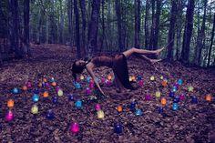 Themeflash - Creative Examples Of Levitation Photography