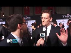 I cant take this -- seriously gaaaaaah  Tom Hiddleston breaks into tears at Thor 2 premiere -- that interviewer must feel like a horrible person now.