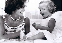 "Jackie Kennedy- ""There are many little ways to enlarge your child's world. Love of books is the best of all."""