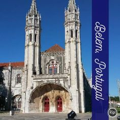 Enjoying charming #Belem and Jeronimos Monastery minutes from #Lisbon #Lisboa #Portugal during an extended #layover to #Italy made possible by #TAPAirlines.