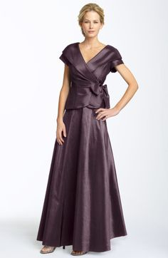 Gorgeous Mother of the Bride Dress with Bow Tie, Quality Unique Mother of the Bride Dresses Cocktail Dresses Online, Evening Dresses Online, Cheap Evening Dresses, Womens Cocktail Dresses, Unique Dresses, Trendy Dresses, Dress Online, Evening Gowns, Top Wedding Dresses
