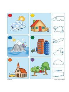 Libro de atención 4 Year Old Activities, Montessori Activities, Preschool Activities, Preschool Printables, Preschool Math, Kindergarten, Sequencing Cards, File Folder Activities, Autism