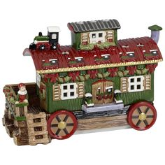 Villeroy and Boch Christmas - train