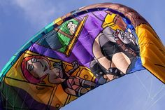How to Build a Extreme Stunt Kite Go Fly A Kite, Kite Flying, Kite Building, Power Kite, Stunt Kite, Kite Designs, London University, Stunts