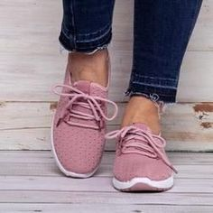Women's Flats Painstaking Fashion Women Casual Shoes 2019 Spring Summer Shoes Breathable Air Mesh Light Walking Shoes Swing Wedges Shoes Female Ladies