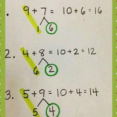 Five For Friday: Number Bonds & Bar Models Singapore Math, Math Strategies, Addition Strategies, Primary Maths, Math Addition, Second Grade Math, Homeschool Math, Guided Math, Math For Kids