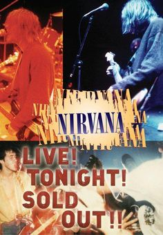 Nirvana: Live! Tonight! Sold Out!! (1994) | http://www.getgrandmovies.top/movies/9258-nirvana:-live!-tonight!-sold-out!! | Originally conceived by Kurt Cobain, Live ! Tonight ! Sold Out !! is a video document of Nirvana's rise from scruffy trio out of the Pacific Northwest into one of the most iconic and important bands in the history of rock music. Combining live material from their 1991-92 Nevermind tour, Live ! Tonight ! Sold Out! has long been the holy grail for Nirvana fans