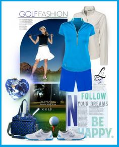 Featuring the Golf Fashion, only at lorisgolfshoppe.polyvore.com! #golf #fashion #polyvore #lorisgolfshoppe