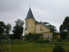 Chateau du Peuch, Plazac - juli 2007