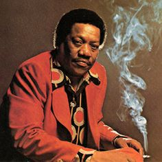 bobby bland First Blueman I heard I was 13 & was snuck in a bar in New Orleans & when sang St. James Infirmary I fell in live with the blues. Being from New Orleans doesn't hurt.