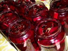 Jam Recipes, Cooking Recipes, Christmas Jam, Canning Pickles, Romanian Food, Health Snacks, Preserving Food, Healthy Salad Recipes, Healthy Life