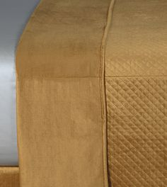 Reuss Gold Coverlet from Eastern Accents