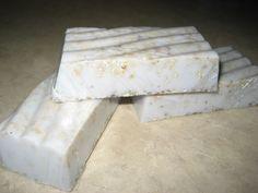Lavender Oatmeal Soap DIY