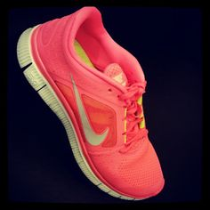 My Nike free runs arrived! Ill never get lost again!