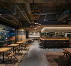 muura design work archive : RUTSUBO KITCHEN / restaurant_bar / interior design 2017.2 / Osaka Japan
