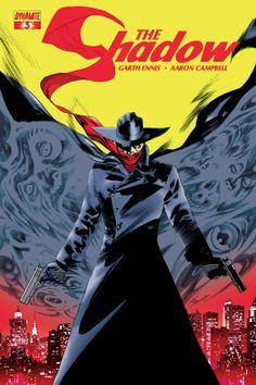 Dynamite® Garth Ennis' The Shadow #3