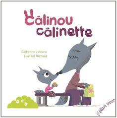 Calinou Calinette - Catherine Leblanc | Des câlins, on peut s'en donner à tous les moments de la journée. Album tendre aux rimes amusantes.