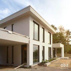 Wohnhaus. Passivhaus. Energieeffizienz.
