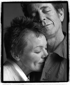 Laurie Anderson & Lou Reed