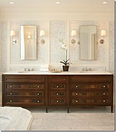 Master bath- gorgeous!