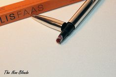 Ellis Faas Blush S304 Mulled Wine | The Non-Blonde