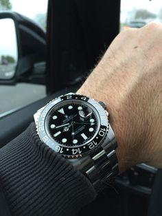 Rolex GMT Steel