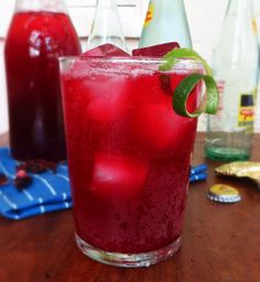 Porch Perfect: Sparkling Hibiscus Cooler (http://blog.hgtv.com/design/2014/07/31/porch-perfect-sparkling-hibiscus-cooler/?soc=pinterest)