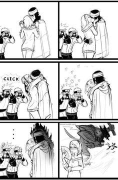 sasuke and sakura i dont like naruto but this images made my day :D Anime Naruto, Comic Naruto, Sasuke Sakura Sarada, Naruto Sasuke Sakura, Naruto Cute, Anime Neko, Gaara, Sasusaku Doujinshi, Naruto Uzumaki Shippuden
