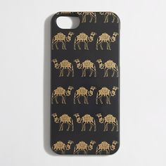 Factory printed phone case for iPhone® 5 : Handbags & Accessories   J.Crew Factory