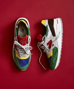 new product 042c9 351e5 Todd Snyder + New Balance 998 Color Spectrum New Balance Sneakers Mens, New  Balance 574