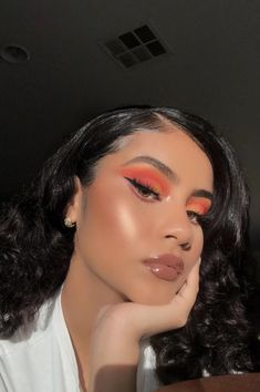 Find out about step by step eye makeup tutorials Cute Makeup Looks, Makeup Looks For Brown Eyes, Makeup Eye Looks, Eyeshadow Looks, Beat Face Makeup, Brown Skin Makeup, Face Beat, Flawless Makeup, Glam Makeup